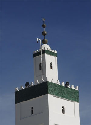 Bouhaira Mosque January 2011