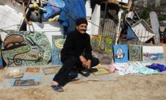 Chadid - a local Souiri painter