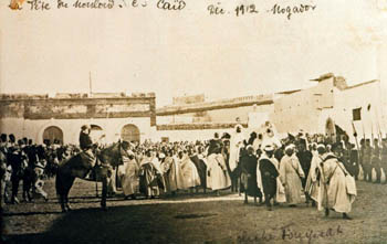 The Eid Mouloud in Mogador 1912
