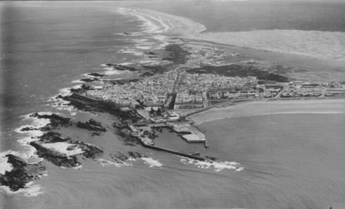 Essaouira  Overview Old picture