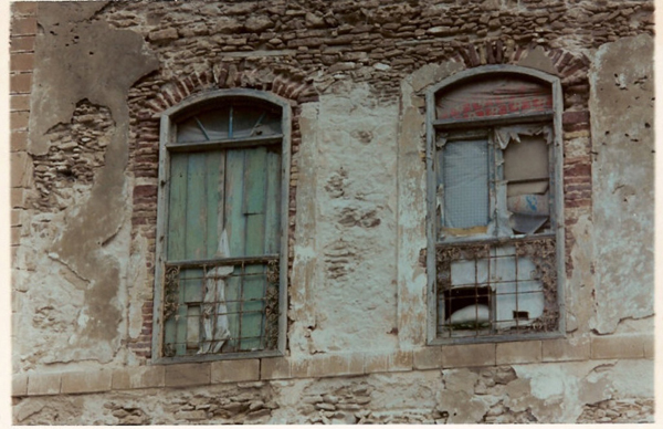 Balcony windows