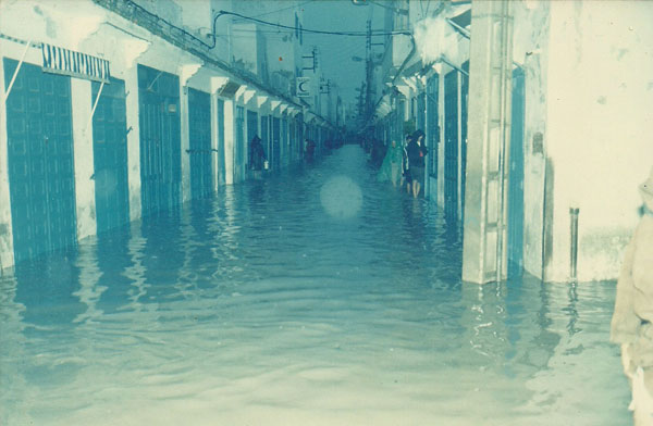 Flod in the medina
