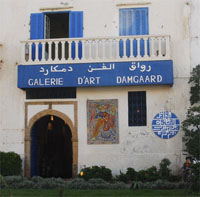 The Art Gallery of Damgaard
