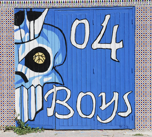 Graffiti 04 Boys