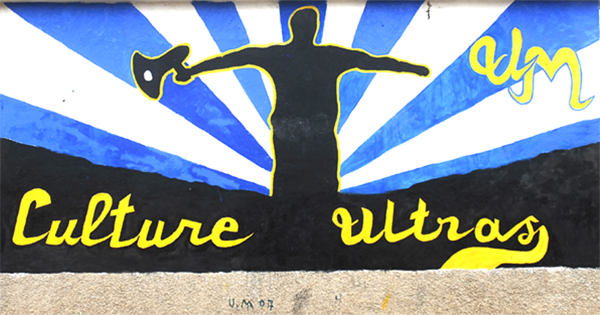 Graffiti Culture Ultras