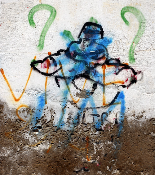 Graffiti colorful