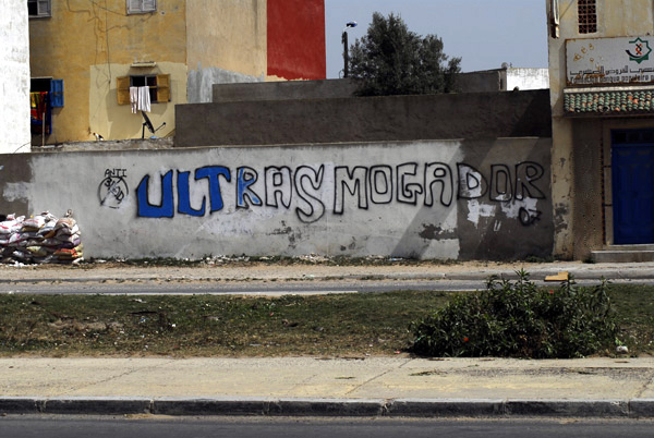 Grafitti Ultras Mogador
