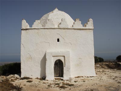 The shrine of Sidi Jacoub and Sidi Ali Saih